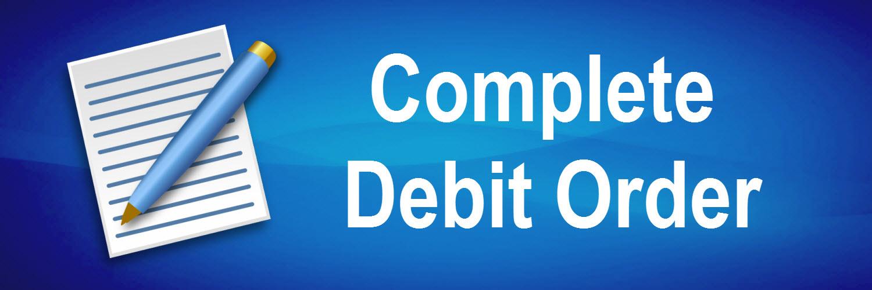 Complete Debit Order 1500 x 500